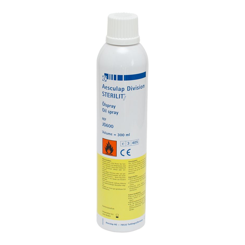 Aesculap Sterilit Instrument Oil Spray