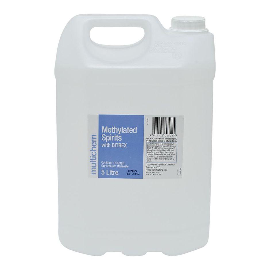 Spirit disinfectant gas giant