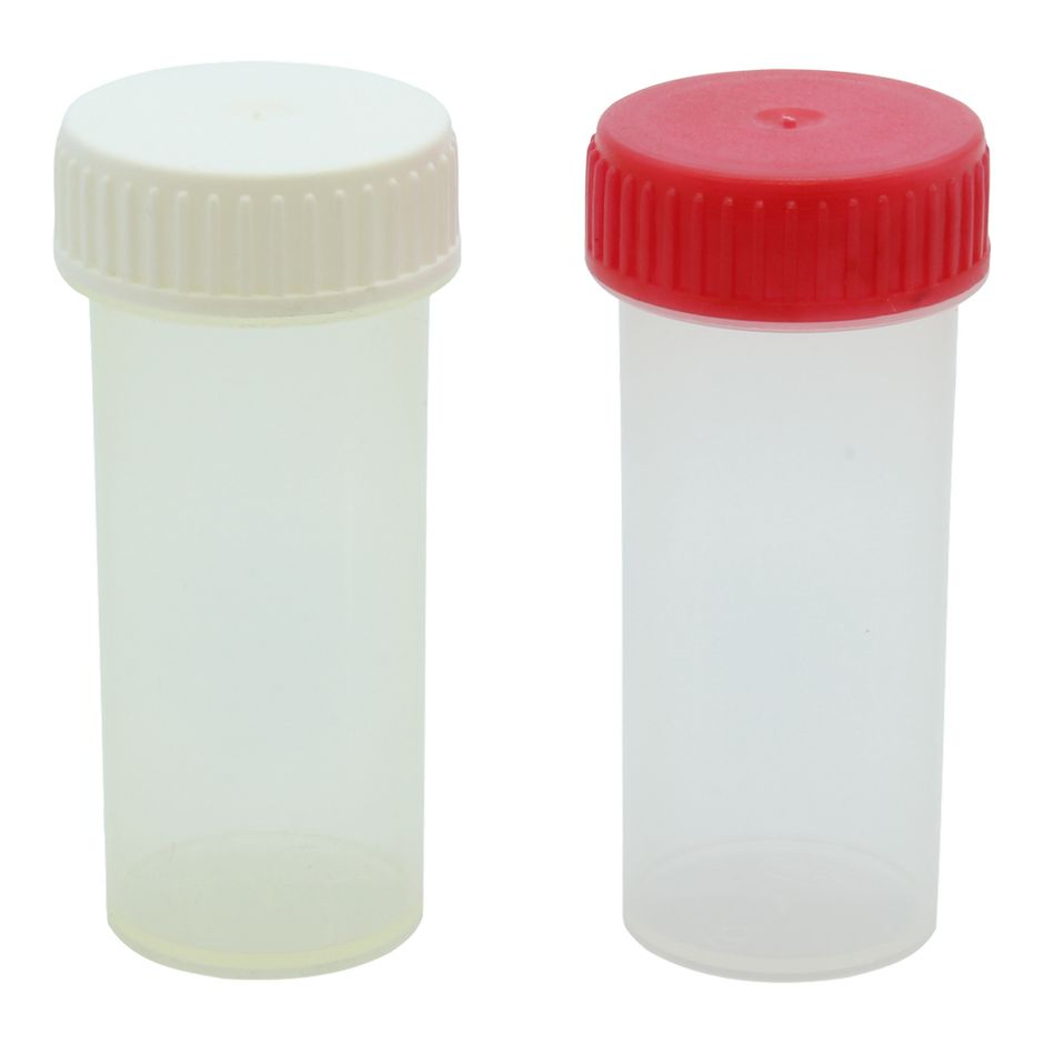 Milk Sample Vial 35ml