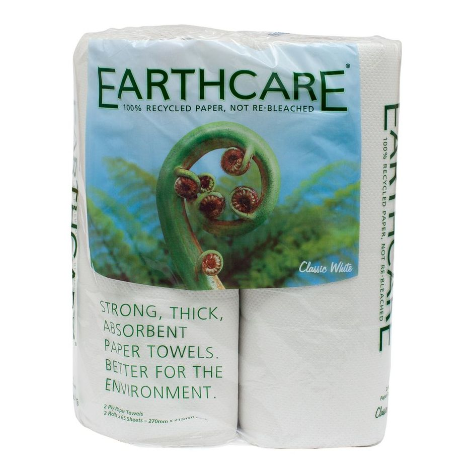 Earthcare Paper Kitchen Towel Rolls