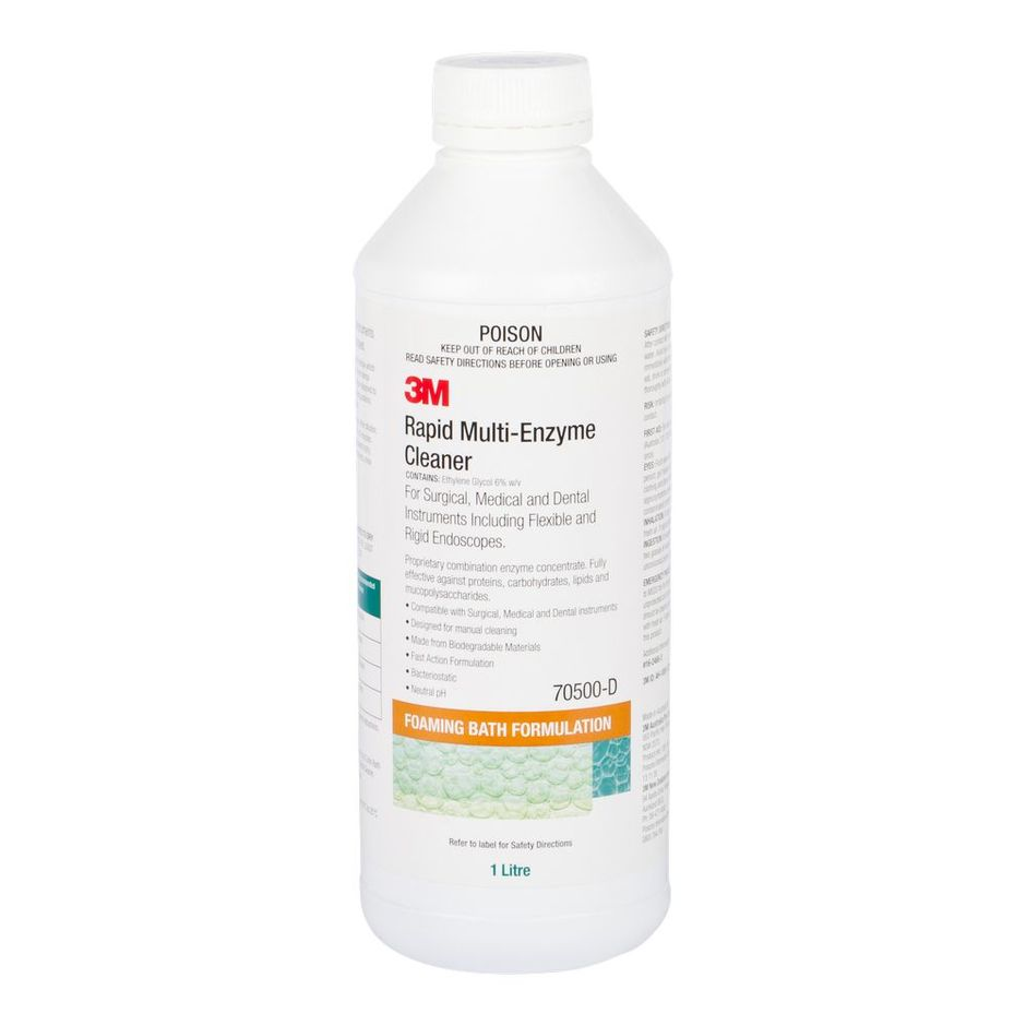 3M Rapid Multi-Enzyme Cleaner